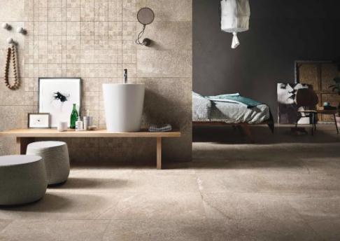卫生间瓷砖如何选择?讲解瓷砖大小、颜色、配色技巧及选购要点