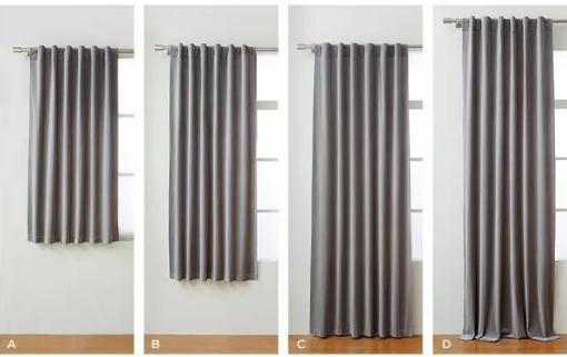 窗帘怎么选择/挂?窗帘颜色怎么搭配让家有高级感?