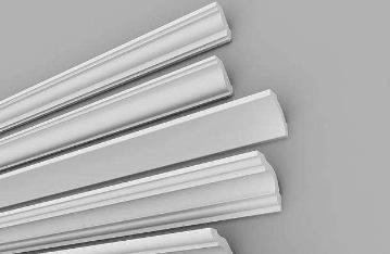 石膏线挑选技巧,如何选择适合的石膏线?