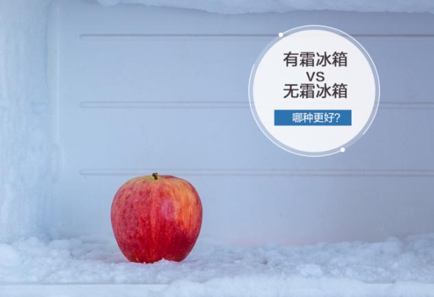无霜冰箱和有霜冰箱有什么区别?我们该如何选购?