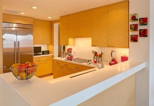 厨房是聚财之地,厨房装修可有大学问