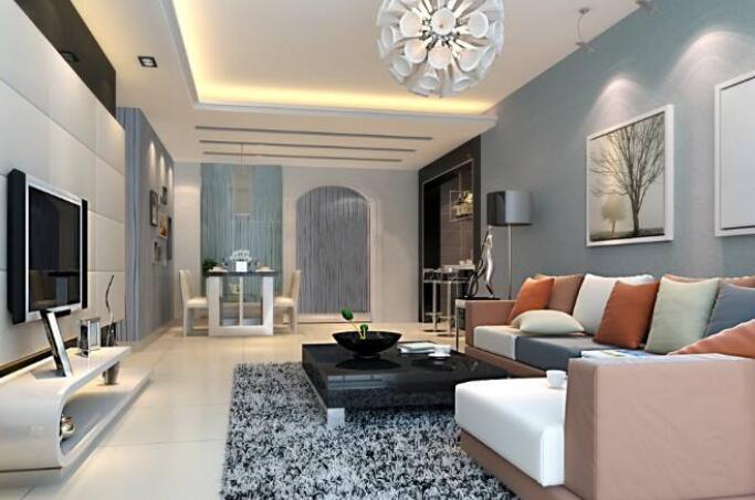 客厅挂哪些东西比较好?这些才是正确的选择!