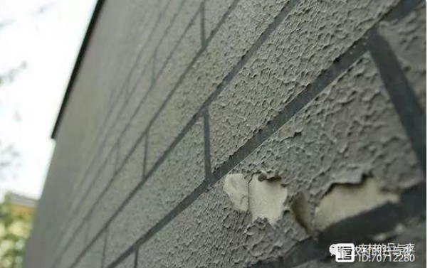 外墙真石漆脱落是什么原因 真石漆到底好不好