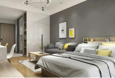 全友家居 定制:单身公寓 程序员的48㎡精致肥宅屋