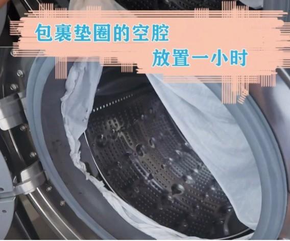 租房大改造 房东的洗衣机这样清洁才能放心用!