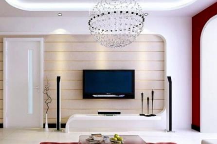 教你如何在家装时选择合适的电视机尺寸