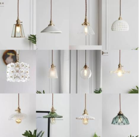 好物分享,值得收藏的9家灯具店,品类超全!