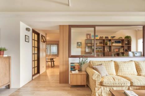 西安装修案例分享,日式风一人居的理想生活