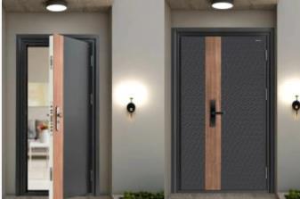 购买优质的防盗门要认准以下几点,安全有保障