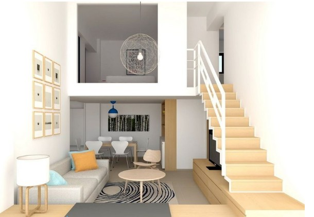 60平方的房子装修,简装小户型攻略