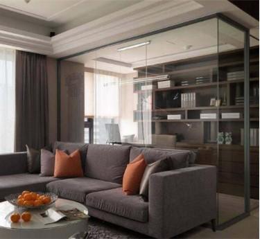 客厅书房一体化如何设计,客书房一体注意事项
