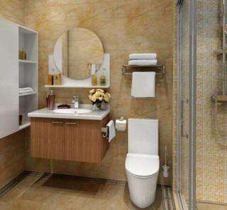 卫生间小怎么装修,小卫生间装修的4个妙招