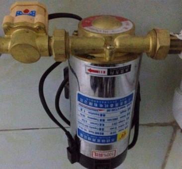 增压泵怎样安装,增压泵安装的2个注意点